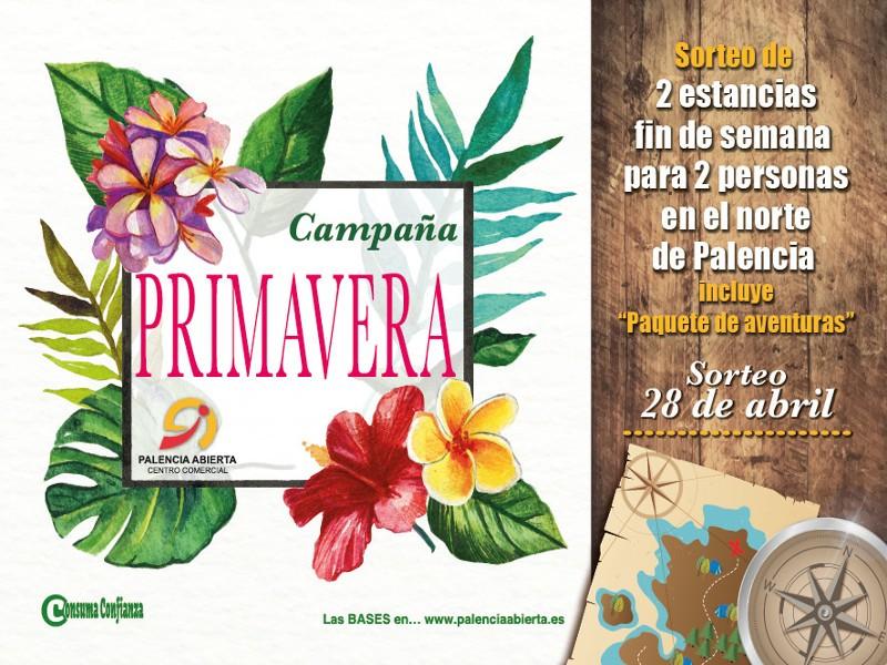 "Campaña ""Primavera"""