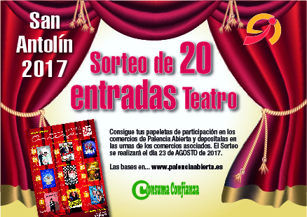 "Bases Campaña ""Teatro San Antolín"""