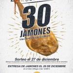"""Campaña """"Jamones Navidad 2017"""""""