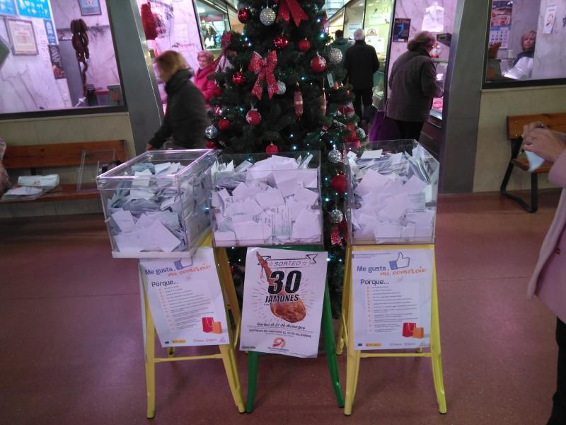 """Premiados de la Campaña """"Jamones Navidad 2017"""""""