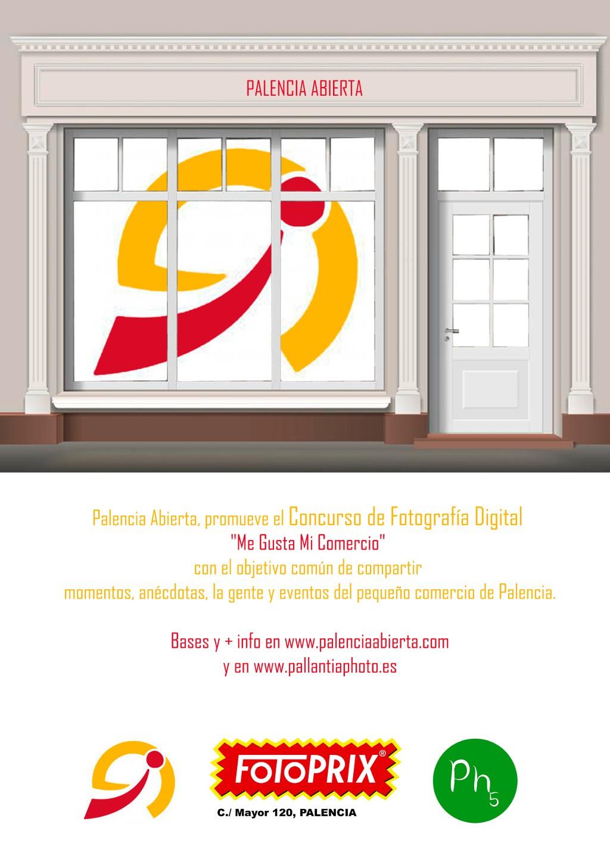 Bases Concurso Fotografia Digital «Me Gusta Mi Comercio»