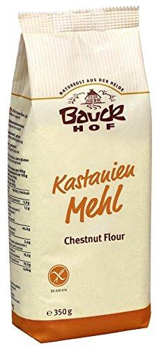 Bauckhof Bio Bauck Bio Kastanienmehl glutenfrei (12 x 350 gr) -