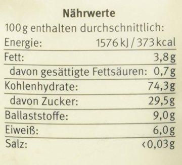 Bauckhof Kastanienmehl glutenfrei, 2er Pack (2 x 350 g) - Bio - 3