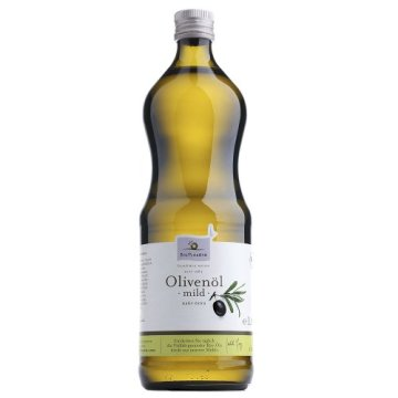 Bio Planete Bio Olivenöl mild nativ extra (1 x 1000 ml) - 1
