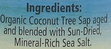 Coconut Geheimnis Raw Coconut Aminos, Soja-Free Gewürz Sauce, 8 Flüssigunzen (237 ml) 1.7 x 1.9 x 7.9 inches - 3