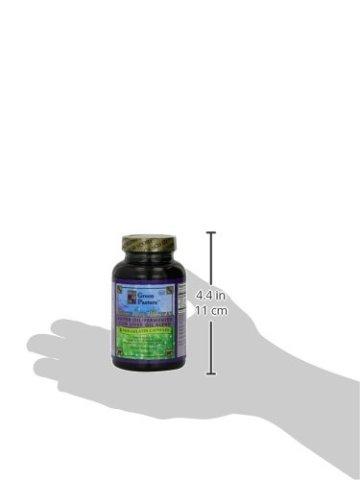 Green Pasture Blue Ice Royal Butter Öl/ Fermentierter Lebertran - 120 Kapseln - 10