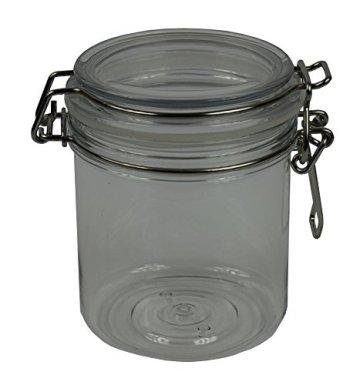 Kilner Einmachgläser, 500 ml, PVC, 5 Stück - 1