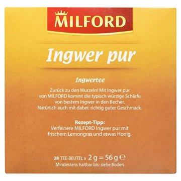 Milford Ingwer pur, 56 g - 3