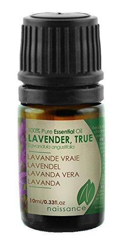 Naissance Lavendelöl 10ml 100% naturreines ätherisches Öl -