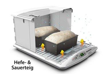 Neue Version: Brod & Taylor Faltbarer Gärautomat und Schongarer zum Joghurt herstellen, Fermentieren, Schokolade Schmelzen - 2