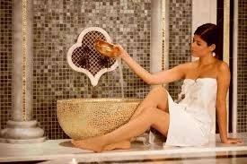 Original Ghassoul Wascherde ultra fein gemahlen mit Arganöl und ätherischen Ölen. Körperpflege, Haarpflege. Pulver für Masken und Peelings, 125g - 5
