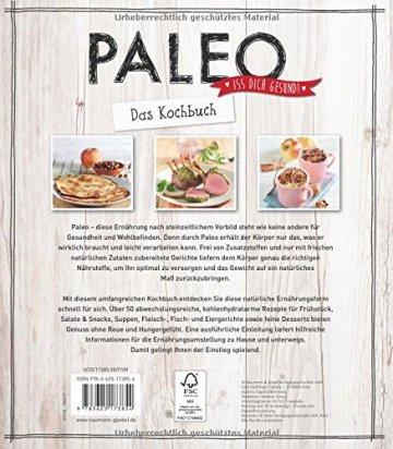 Paleo - Das Kochbuch: Iss dich gesund! - 2