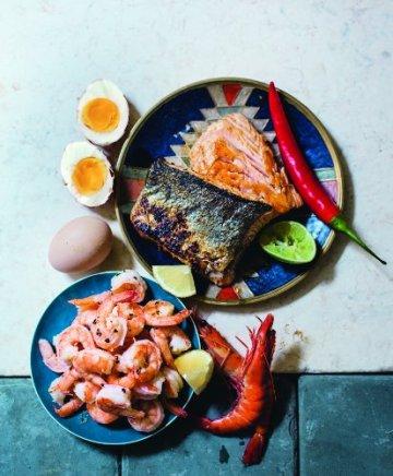 Paleo - Steinzeit Diät: ohne Hunger abnehmen, fit und schlank werden - Power for Life. 115 Rezepte aus der modernen Steinzeitküche mit Fleisch, Fisch & Gemüse. Glutenfrei & laktosefrei. - 5