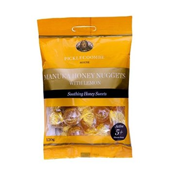 Picklecoombe House Manuka & Lemon Nuggets 120g -