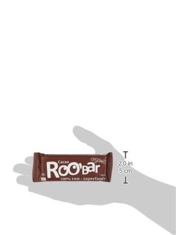 Roobar cacao und cashew, 16er Pack (16 x 50 g) - 5