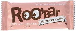Roobar mulberry und vanilla, 10er Pack (10 x 30 g) - 1