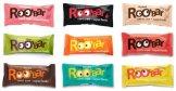 ROO'BAR Rohkost Riegel mit Superfoods 50g x 9 Stück (bio, vegan, roh) Set 9 Sorten (9x50g) - 1