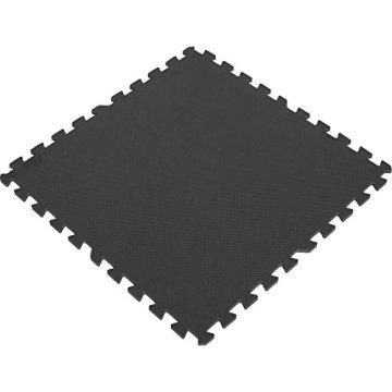Schutzmatten-Set – GORILLA SPORTS 8 Puzzle-/Sport-Matten 60 x 60 cm, Bodenschutz in Schwarz - 5