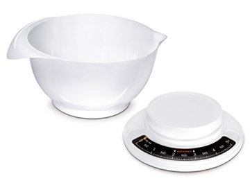 Soehnle 65054 Analoge Küchenwaage Culina pro 5kg - 2
