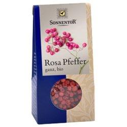 Sonnentor Pfeffer, rosa, ganz (20 g) – Bio -