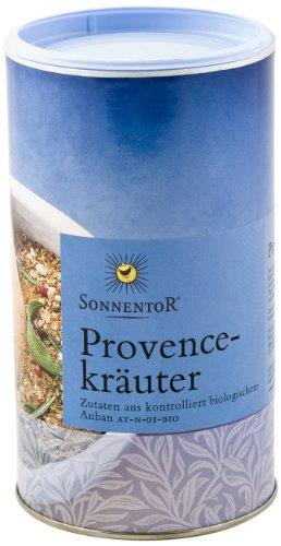 Sonnentor Provencekräuter Gastrodose, 1er Pack (1 x 160 g) - Bio - 1