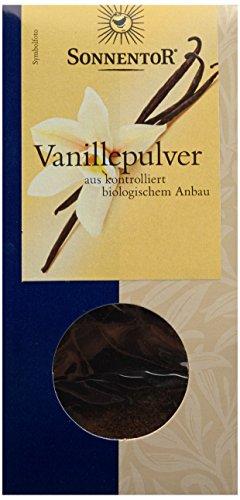 Sonnentor Vanillepulver, 1er Pack (1 x 10 g) - Bio - 1