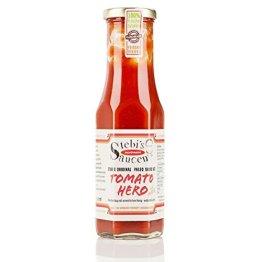 Stebi`s Paleo Sauce No.2 - Kinder Ketchup Tomato Hero (ohne Zuckerzusatz, 100 % Natürlich) - 1