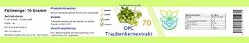 VITARAGNA OPC Traubenkernextrakt 70, hochdosiertes Qualitätsprodukt (Pulver) aus den Kernen von weißen Trauben mit 95% OPC, vegan - 2