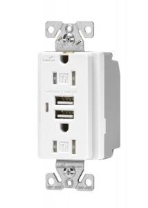 usb and standard plugs!