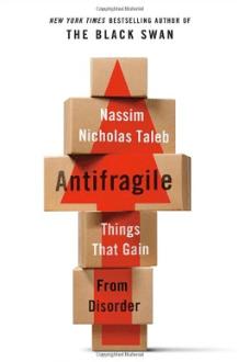 Nassim Taleb Antifragile Robb Wolf