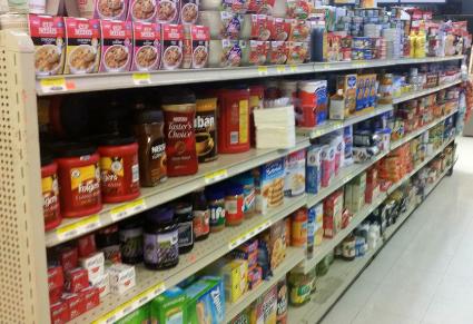 food access, food desert, paleo