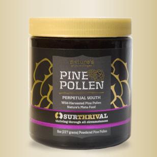 pine pollen health benefits