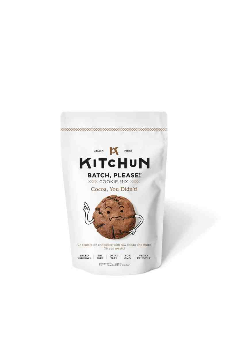 Certified Paleo KITCHUN cookies
