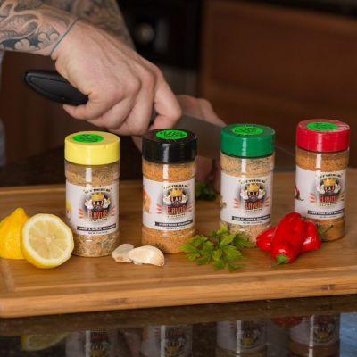 flavor god seasonings certified paleo