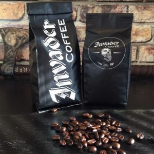 invader coffee by rogue american apparel