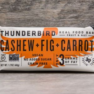 Cashew and Fig Thunderbird Bars certified paleo and paleovegan
