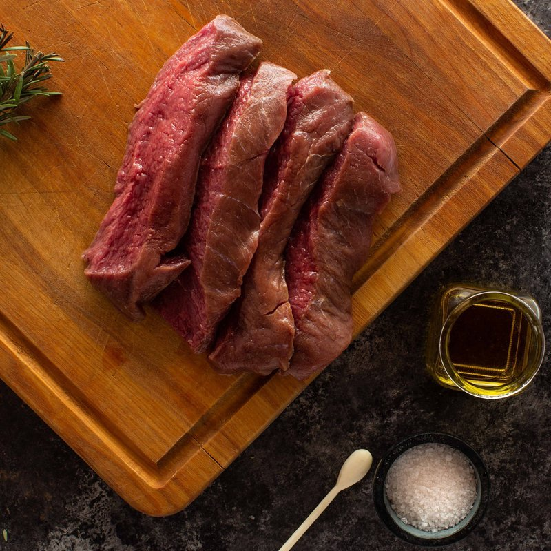 South Texas Antelope Filets - Broken Arrow Ranch - Paleo Approved - Paleo Foundation