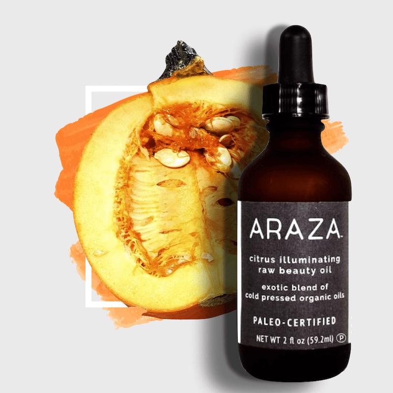 Araza Citrus illuminating beauty oil