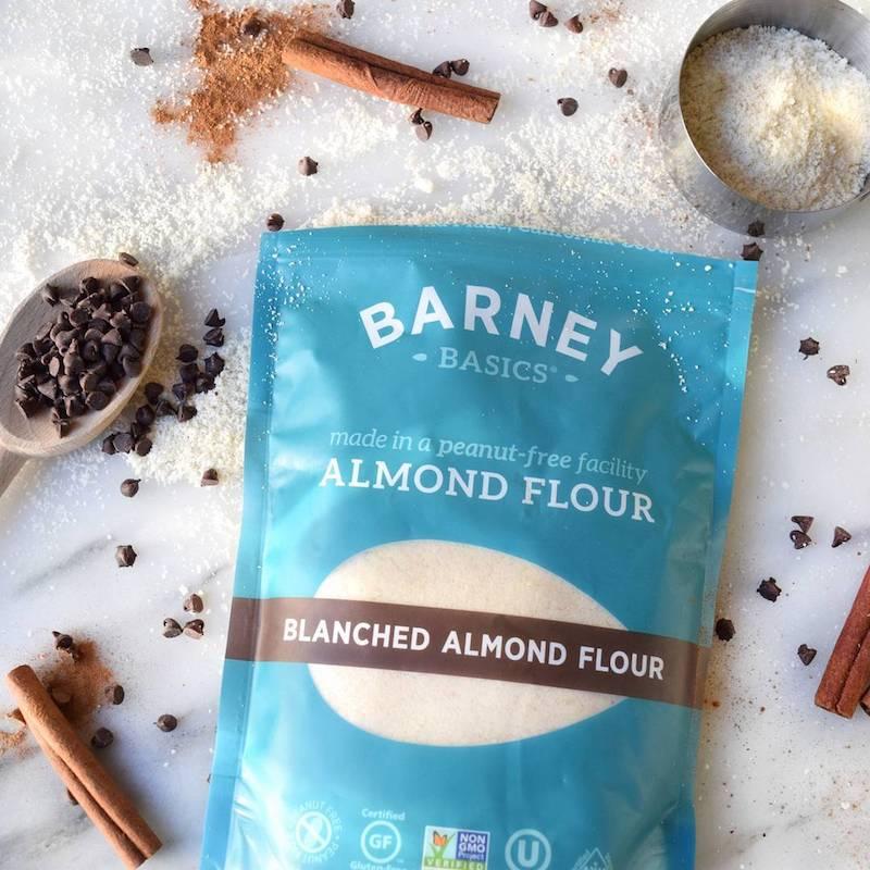 Barney Bakery Almond Flour - Barney Butter - Certified Paleo, KETO Certified - Paleo Foundation