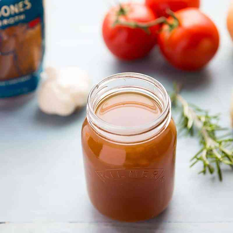 """Certified Paleo Bare Bones Broth Beef Broth - Bare Bones is part cooking ingredient, part beverage and part """"souperfood."""" Nourish your body with a chef-designed broth that can be sipped as a healthy drink or used as a base for soups, stews, sauces and so much more! Our core product line is chef-inspired bone broths made from sustainable ingredients and perfect for sipping, souping, saucing and beyond. #paleo #certifiedpaleo #whole30"""