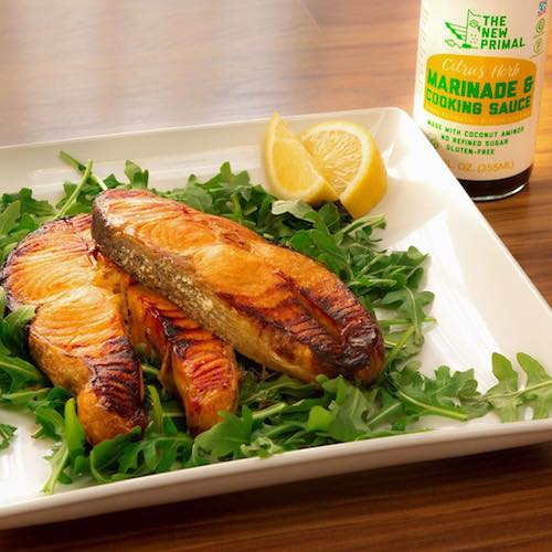 Citrus Herb Marinade - The New Primal - Certified Paleo, KETO Certified - Paleo Foundation