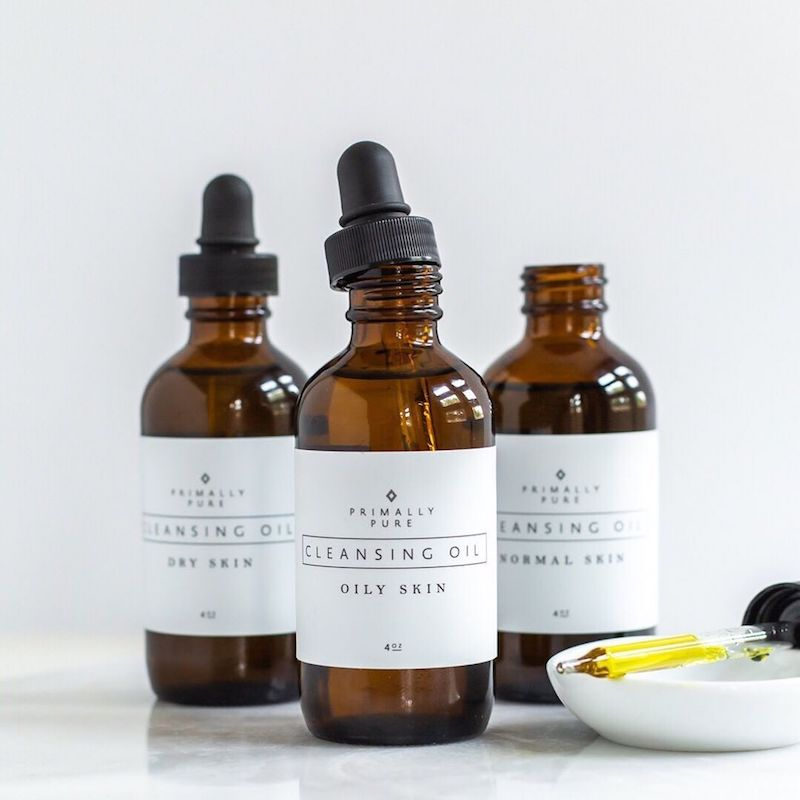 Cleansing Oils - Primally Pure - Certified Paleo by the Paleo Foundation