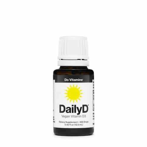 DailyD Drops - Do Vitamins - Certified Paleo, PaleoVegan, KETO Certified - Paleo Foundation