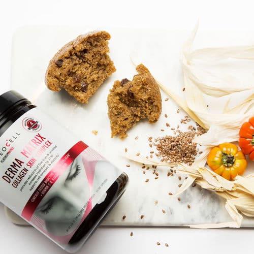 Derma Matrix + Muffins - Neocell - Paleo Friendly - Paleo Foundation