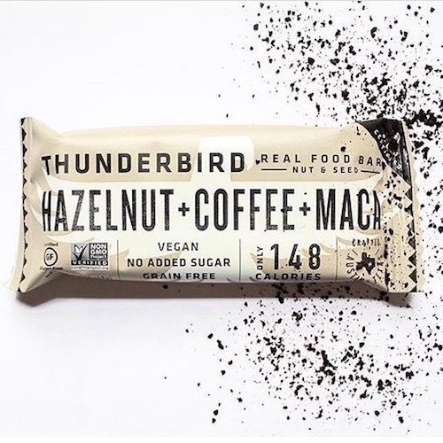 Hazelnut + Coffee + Maca 2 - Thunderbird Bars - Certified Paleo, PaleoVegan - Paleo Foundation