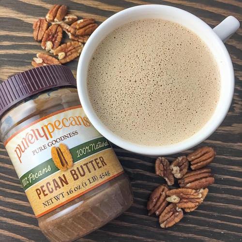 Hot Chocolate - Purely Pecans - Certified Paleo, Keto Certified, Paleo Vegan - Paleo Foundation