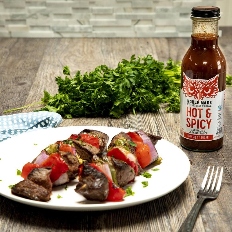 Hot & Spicy Marinade - The New Primal - Certified Paleo by the Paleo Foundation