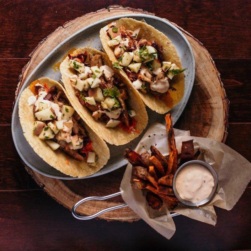 Low FODMAP-FRIENDLY Paleo BBQ Chicken Tacos & Fries - Paleo Powder Seasonings - Certified Paleo - Paleo Foundation