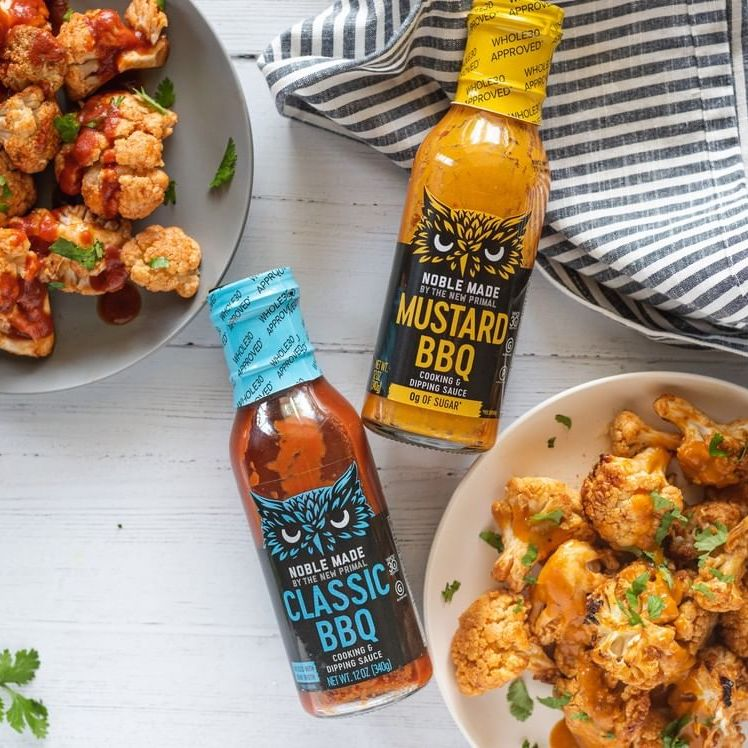 Mustard & Classic BBQ - The New Primal - Certified Paleo by the Paleo Foundation