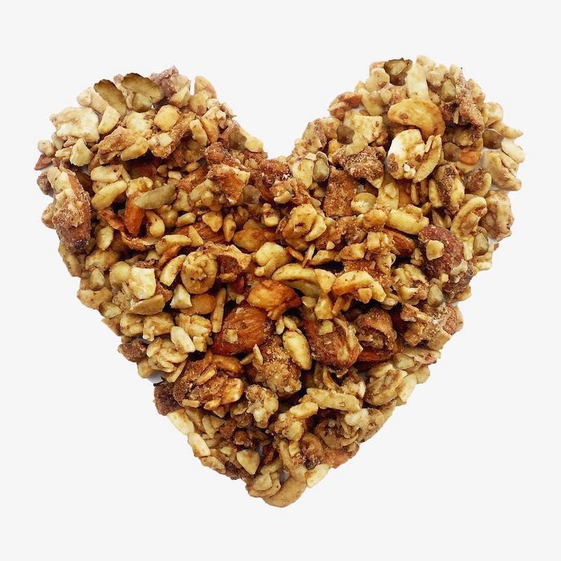 No-Grain-ola Heart - KITCHUN - Certified Paleo, PaleoVegan - Paleo Foundation